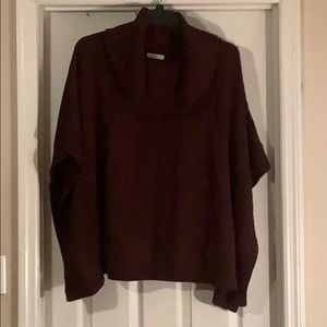 New York & Company cowl neck sweater.